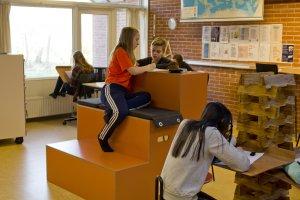 Højer Møbler As Sikrer Genbrug Af Brugte Skolemøbler Milestone Pro